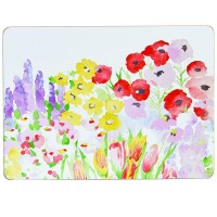 Set Placemats Collier Campbell Painted Garden 29x21 cm, Churchill