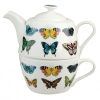 Tea for One Harlequin Papilio, Churchill