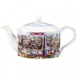 "Ceainic James Sadler ""Highlights of London"" 1.2l, Churchill"