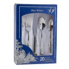 Set tacamuri, 20 piese, Blu Willow, Churchill