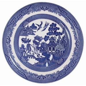 Farfurie pentru cina Blue Willow, Churchill