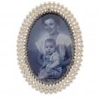 "Rama foto ""Pearls"" 10*15 cm, Clayre & Eef"
