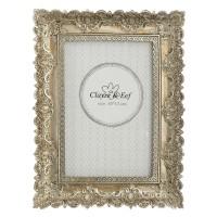 """Rama foto """"Antique Silver"""" 10*15 cm, Clayre & Eef"""