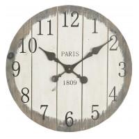 """Ceas """"Paris 1809"""" Ø 50*4 cm, Clayre & Eef"""