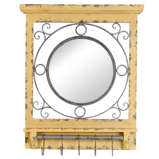 Oglinda 66*80 cm, Clayre & Eef