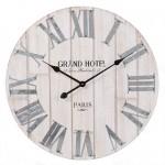 """Ceas de perete """"Grand Hotel, """" Ø 60*5 cm, Clayre & Eef"""