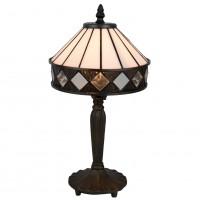 Lampa Tiffany, Ø 20x36 cm, 1x E14 / Max 40W, Clayre & Eef