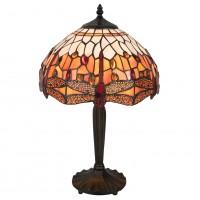 Lampa Tiffany, Ø 31x47 cm, 1x E27 / Max 60W, Clayre & Eef
