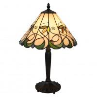 Lampa Tiffany Ø 31x48 cm, 1x E27 / Max 60W, Clayre & Eef
