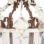 """Lustra """"Antique White"""", Clayre & Eef"""