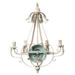 Lampa de perete Royal, Clayre & Eef