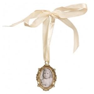 """Rama foto """"Medalion"""" 3.5*5 cm, Clayre & Eef"""
