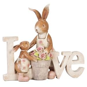 "Decoratiune ""Love"", Clayre & Eef"