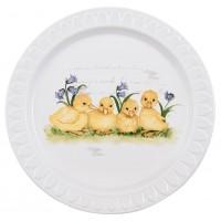 """Farfurie """"Duckling"""", Clayre & Eef"""