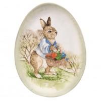 "Platou ""Easter Bunny"", Clayre & Eef"