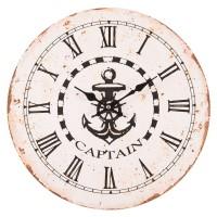 "Ceas ""The Captain"" Ø 34*4 cm, Clayre & Eef"