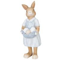 "Decoratiune ""Happy Bunny"", Clayre & Eef"