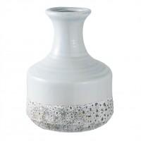 Vas decorativ din ceramica, Clayre & Eef