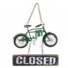 """Decoratiune pentru agatat """"Closed/Open"""", Clayre & Eef"""