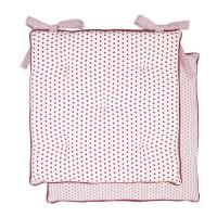 "Perna pentru scaun ""Dotted"" 40*40 cm, Clayre & Eef"