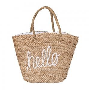 """Geanta de plaja """"Hello"""", Clayre & Eef"""