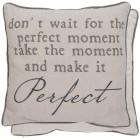 """Fata de perna """"Perfect moment"""" 45*45 cm, Clayre & Eef"""