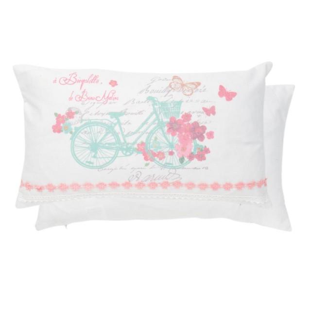 """Fata de perna """"Bicycle"""" 35*50 cm, Clayre & Eef"""