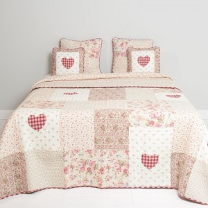 "Cuvertura ""Romantic Love"" Extra Large 260*260 cm, Clayre & Eef"