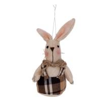 "Decoratiune pentru agatat ""Farmer Rabbit"", Clayre & Eef"