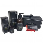 Set cadou My Fabulous Beard Kit - Limes & Pomegranate, Edwin Jagger