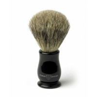 Pamatuf pentru barbierit Chatsworth Ebony, Best Badger, Edwin Jagger