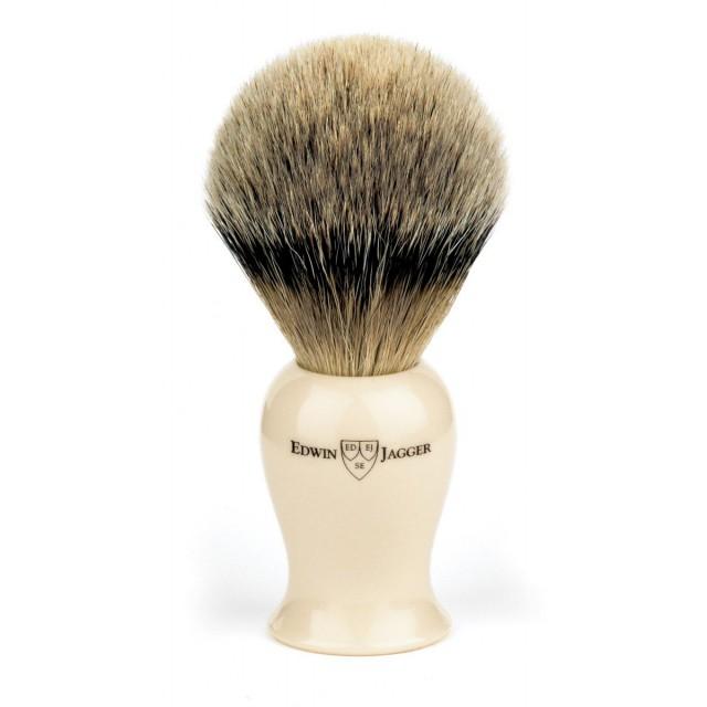 Edwin Jagger Pamatuf pentru barbierit Plaza Ivory, Best Badger