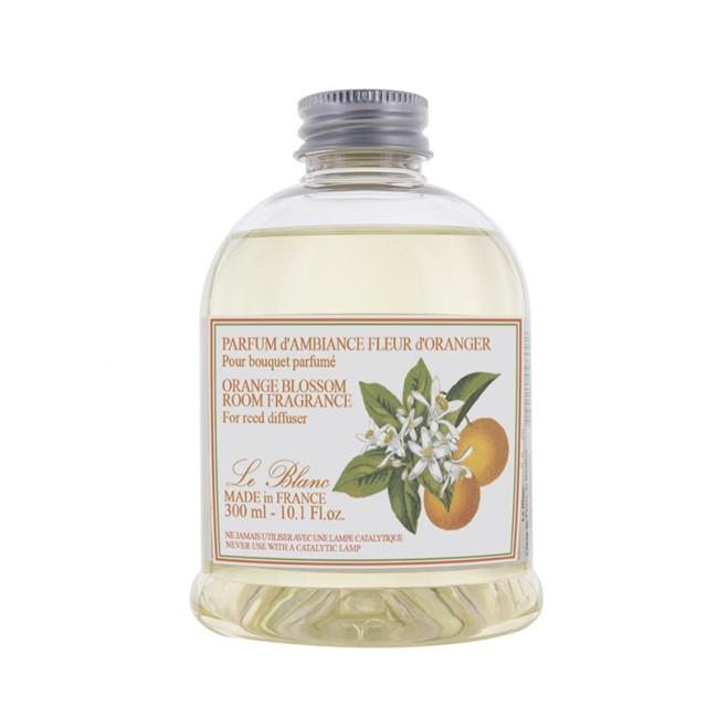 Rezerva parfum de camera 300ml, Flori de Portocal, Le Blanc