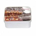 Sapun in cutie Carrousel Pomme d'Amour 100g, Le Blanc