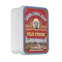 Sapun in cutie Savon de Marseille - Olive100g, Le Blanc