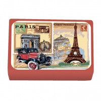 Sapun Voiture Paris - Rose 100g, Le Blanc