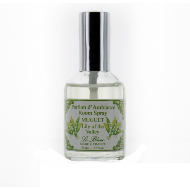 Spray de camera Muguet 50 ml, Le Blanc