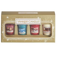 "Set cadou ""Christmas Gift"", Yankee Candle"