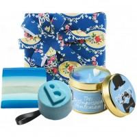 "Set cadou ""Distinguished Gentleman"", Bomb Cosmetics"