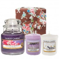 "Set Cadou ""Vanilla Delight"", Yankee Candle"