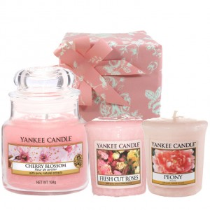 "Set Cadou ""Spring Bouquet"", Yankee Candle"