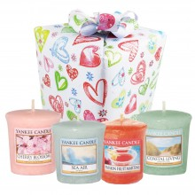 "Set Cadou ""Passion Fruit"", Yankee Candle"