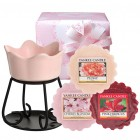 "Set Cadou ""Pink Flowers Gift"", Yankee Candle"