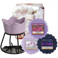 "Set Cadou ""Purple Passion"", Yankee Candle"