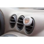 Odorizant Auto Smart Scent Vent Clip New Car, Yankee Candle