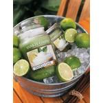 Lumanare Parfumata Borcan Mediu Vanilla Lime, Yankee Candle