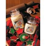 Lumanare Parfumata Borcan Mare Christmas Cookie, Yankee Candle