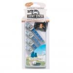 Odorizant Auto Vent Stick Clean Cotton, Yankee Candle