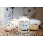 Lumanare Parfumata Borcan Mare Fluffy Towels, Yankee Candle