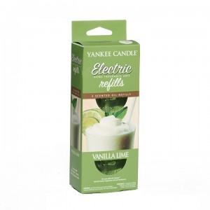 Set 2 rezerve electrice Vanilla Lime, Yankee Candle